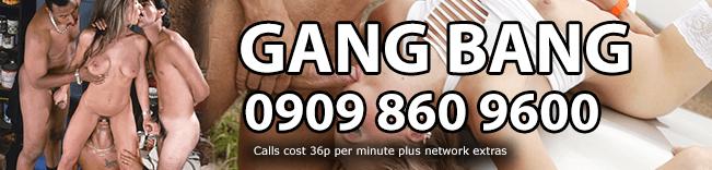 Gang Bang Phone Sex Header