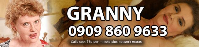 Granny Phone Sex Header