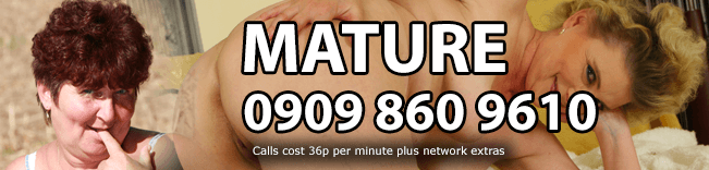 Mature Phone Sex Header