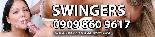 Swingers Phone Sex Header